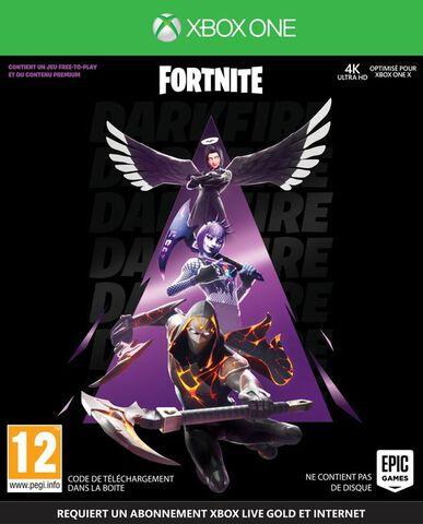 Fortnite Pack Feu Obscur (code In A Box)