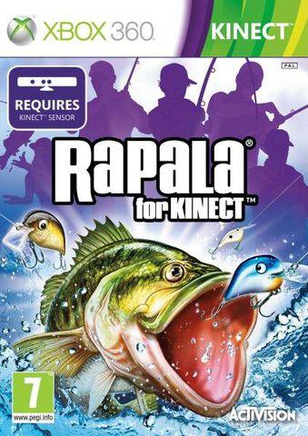 Rapala For Kinect (kinect)