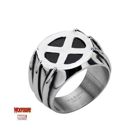 Bague - Marvel - Wolverine Logo - Taille 11