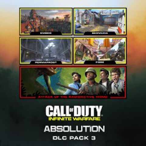Dlc 3 Call Of Duty Infinite Warfare Absolution Ps4