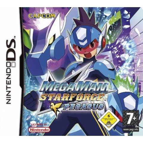 Mega Man Star Force : Pegasus
