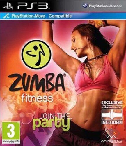 Zumba Fitness Move