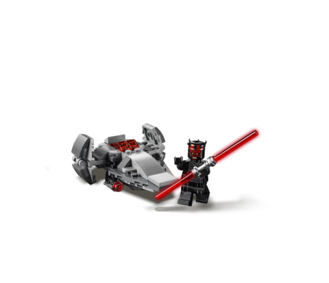 Lego - Star Wars - 75224 - Microvaisseau Sith Infiltrator