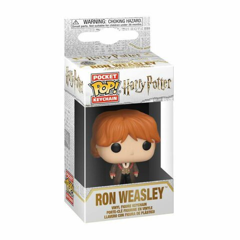 Porte-cles - Harry Potter - Pop Ron (bal De Noël)