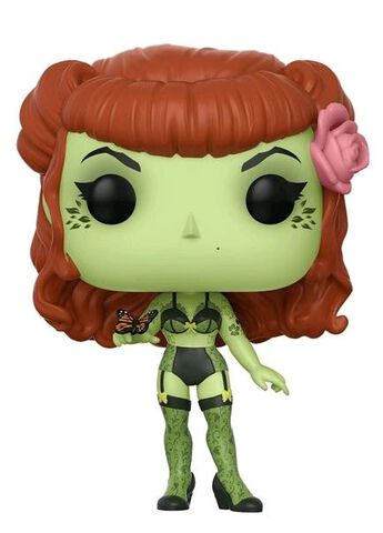 Figurine Funko Pop! N°224 - DC Comics - Bombshells Poison Ivy