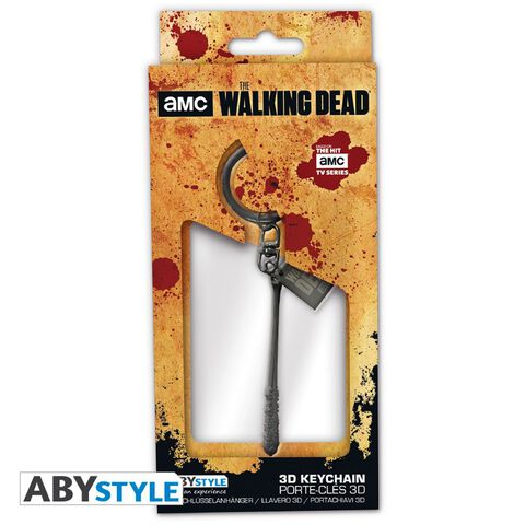 Porte-clés - The Walking Dead - Batte Negan en 3D