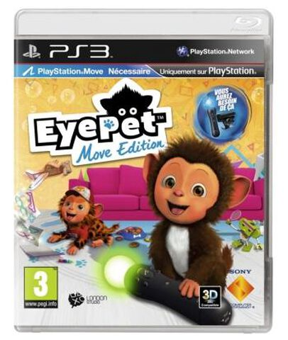 Eyepet : Move Edition (move)