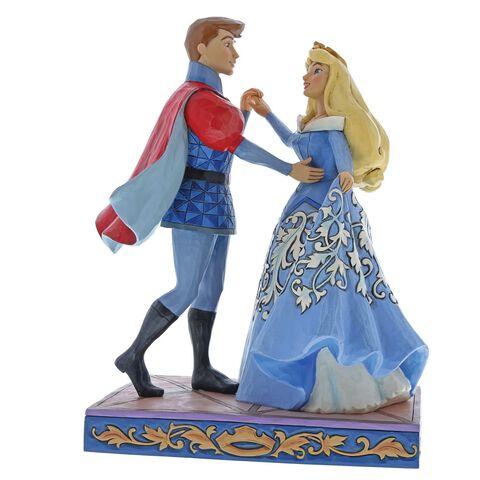 Figurines Disney Tradition - La Belle au Bois Dormant - Aurore et le Prince