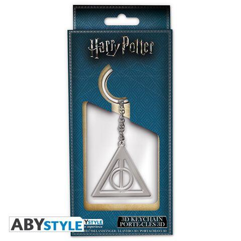 Porte-cles - Harry Potter - Reliques De La Mort 3d