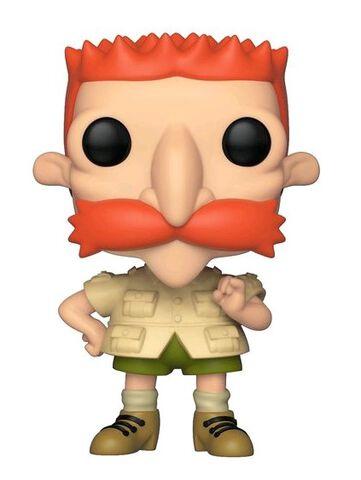 Figurine Funko Pop! N°508 - Nickelodeon 90's - Nigel