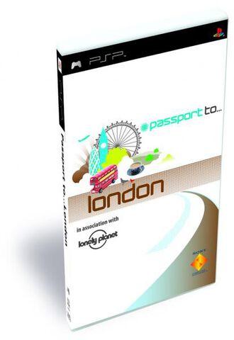 Passport To Londres