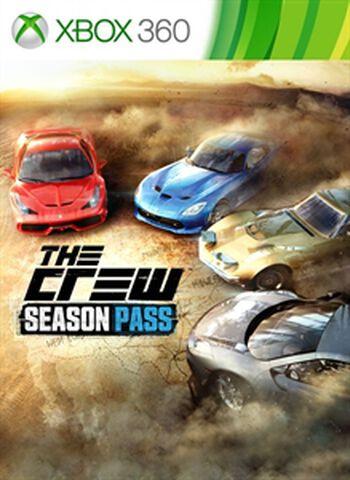 Season Pass The Crew Xbox One