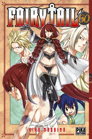 Manga - Fairy Tail - Tome 60