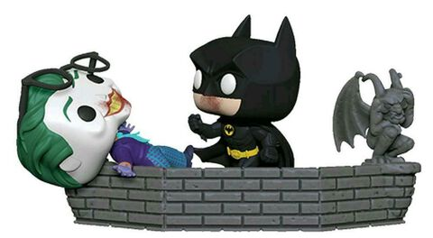 Figurine Funko Pop! Moment N°280 - Batman 80th - Batman et Joker (1989)