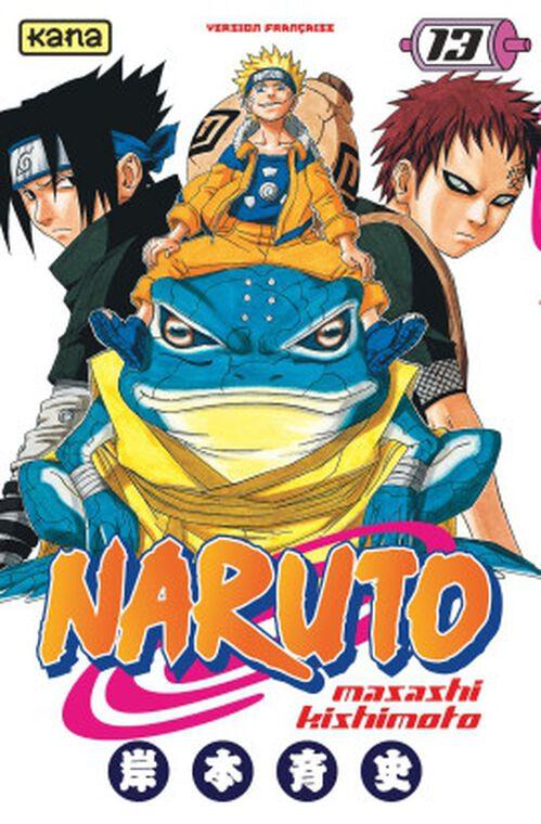 Manga - Naruto - Tome 13