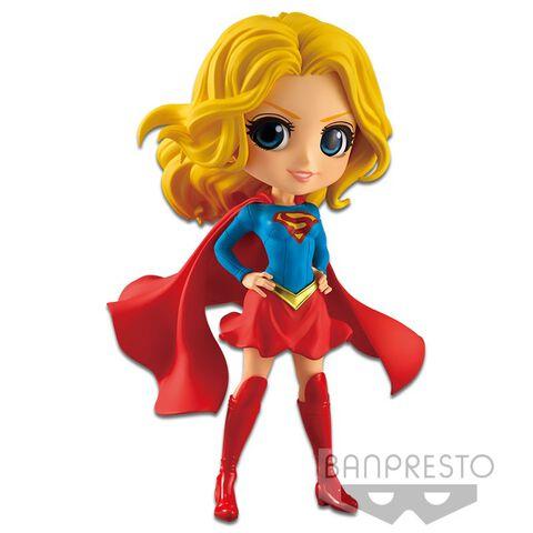 Figurine Q Posket - DC Comics - Supergirl (couleur Spéciale B)