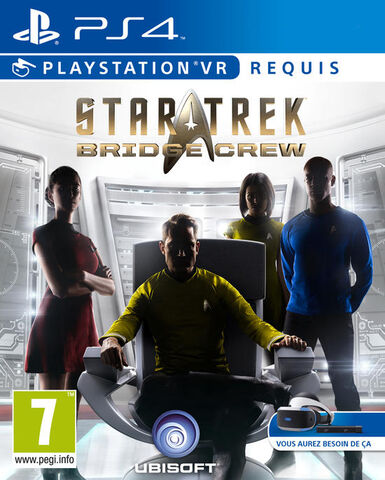 Star Trek : Bridge Crew - VR