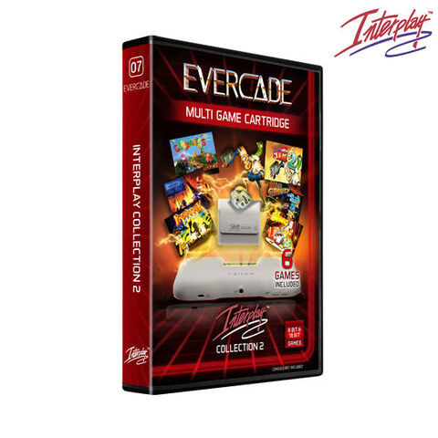 Blaze Evercade - Interplay Cartridge 2