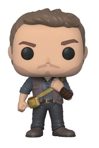 Figurine Funko Pop! N°585 - Jurassic World 2 - Owen Grady
