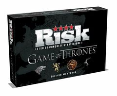 Risk - Game Of Thrones - Edition Westeros