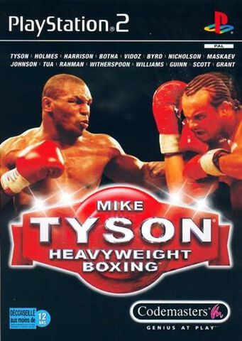 Mike Tyson Heavyw. Boxing