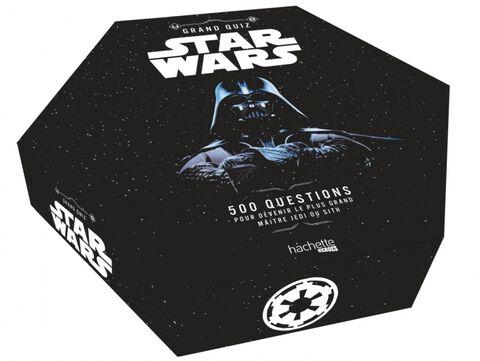 Boite à Quiz Star Wars