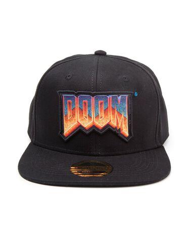 Casquette - Doom - Logo
