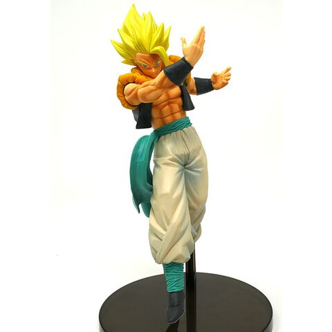 Figurine Match Makers - Dragon Ball Super - Super Saiyan Gogeta