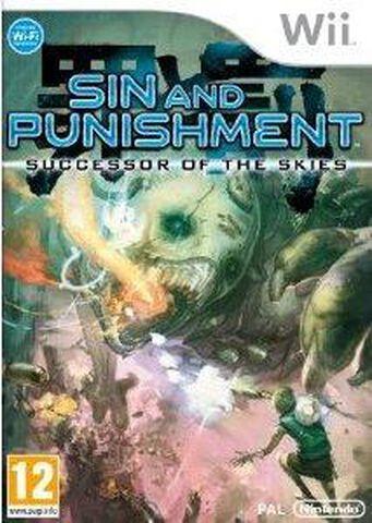 Sin & Punishment, Successor Of The Skies