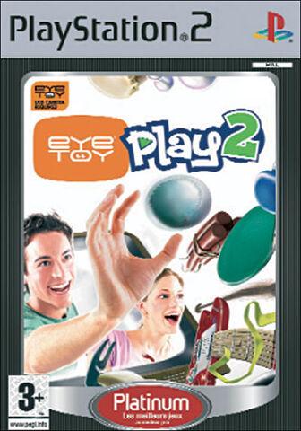 EyeToy Play 2 Platinum