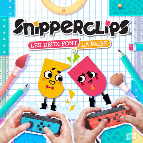 Snipperclips : Cut It Out Together - Dlc - Jeu Complet
