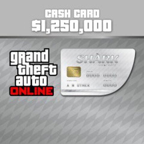 DLC - Grand Theft Auto V - Great White Shark PS4