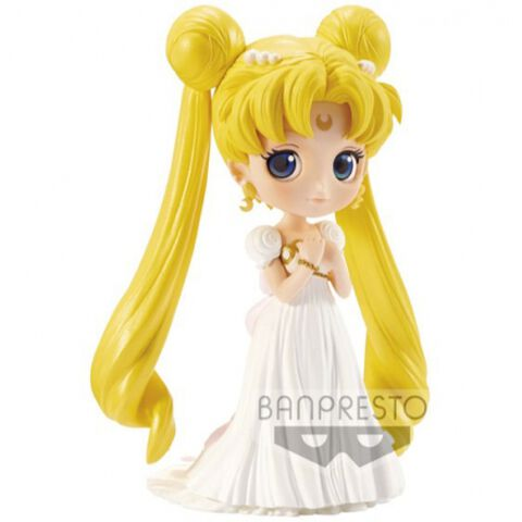 Figurine Q Posket - Pretty Guardian Sailor Moon - Princesse Serenity