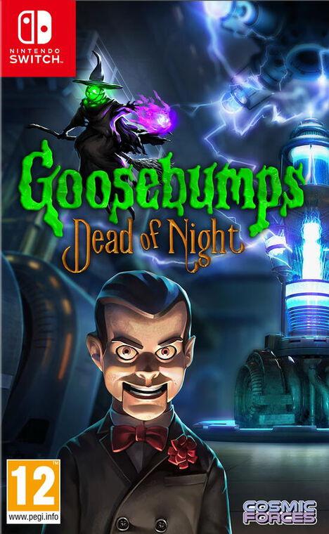 Goosebumps Dead Of Night Chair De Poule