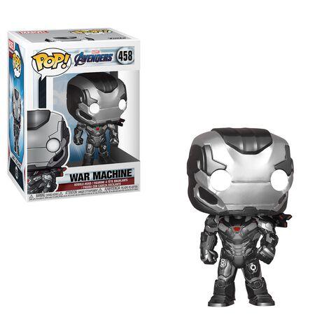Figurine Funko Pop! N°458 - Avengers Endgame - War Machine