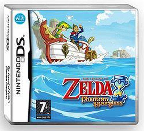 The Legend Of Zelda, Phantom Hourglass