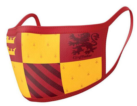 Masque - Harry Potter - Gryffindor - Lot De 2
