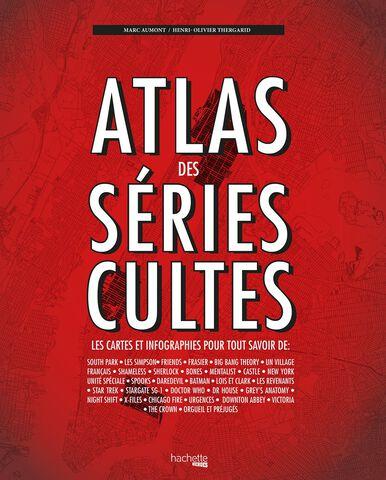 Livre - Atlas des Séries