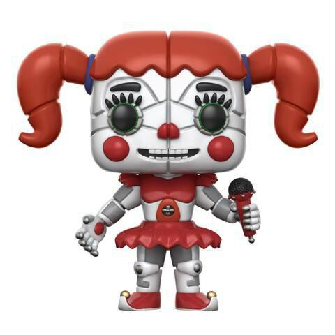 Figurine Funko Pop! N°226 - Five Night At Freddy's - Baby