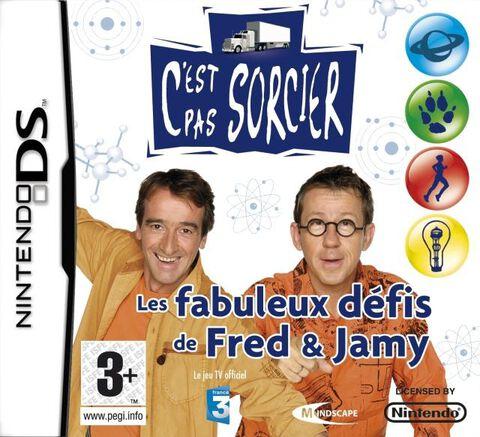 C'est Pas Sorcier, Les Fabuleux Défis De Fred Et Jamy