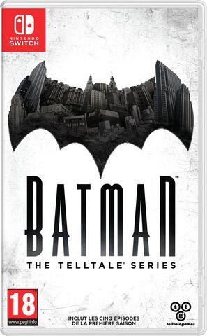 Batman - The Telltale Series - Saison 1
