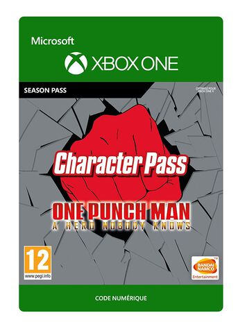 One Punch Man A Hero Nobody Knows - Dlc - Character Pass