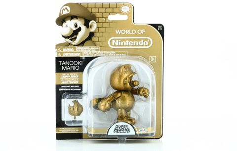Figurine Trophy Series - Nintendo - Mario Tanooki