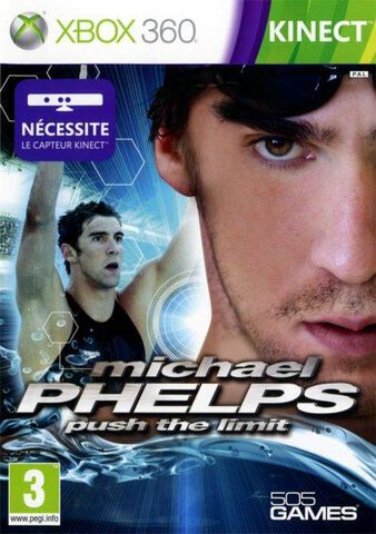 Michael Phelps : Push The Limit (kinect)