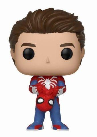 Figurine Toy Pop N°395 - Spider-Man - S1 Spider-man Non Masqué