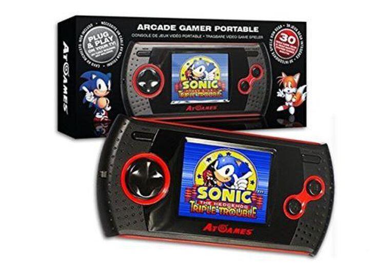 Sega Master System & Game Gear