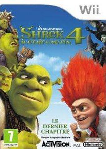Shrek 4, Il Etait Une Fin