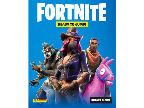 Stickers Panini Fortnite Album