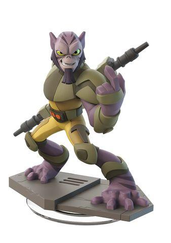 Figurine Disney Infinity 3.0 Star Wars Zed Orellios