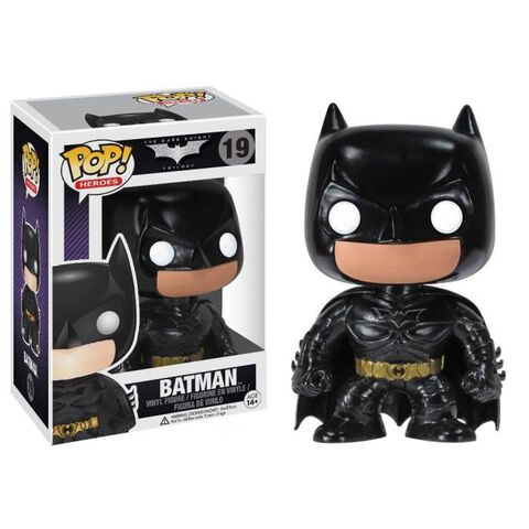 Figurine Funko Pop! N°19 - Batman - Batman Dark Knight